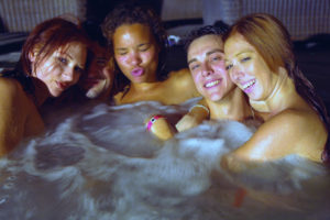 21 Spa Evening Spas Sea Mountain Nude Lifestyles Spa Resort