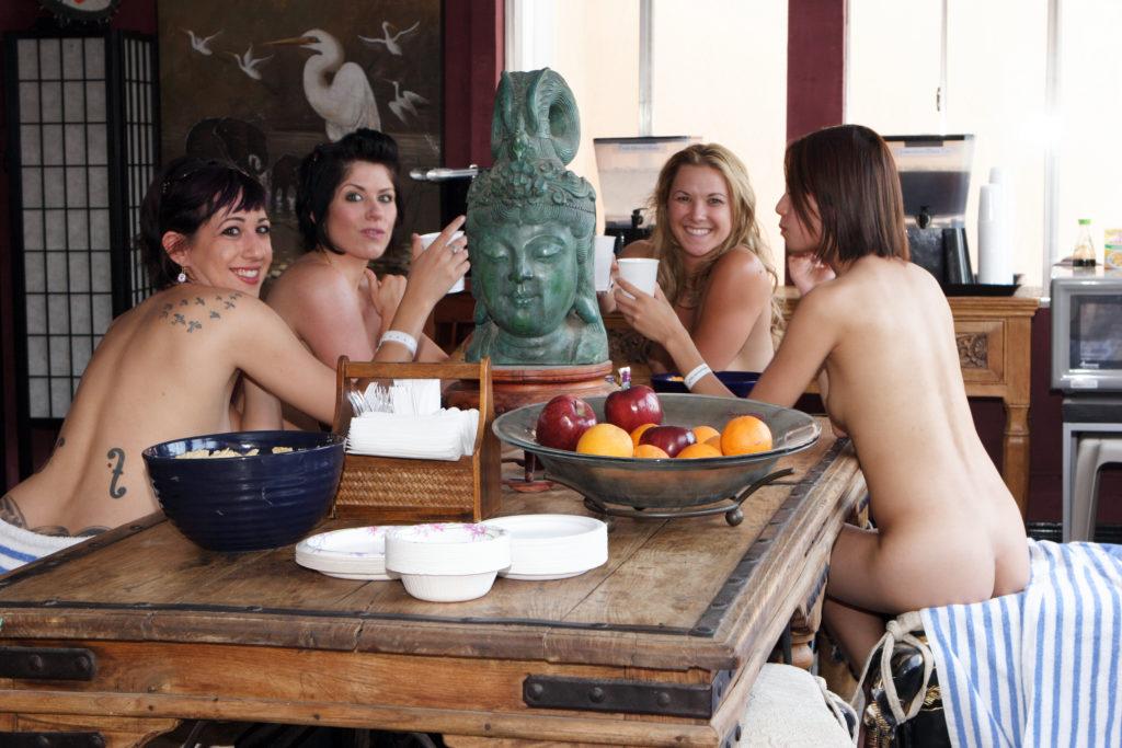 21 Spa Dining Sea Mountain Nude Lifestyles Spa Resort
