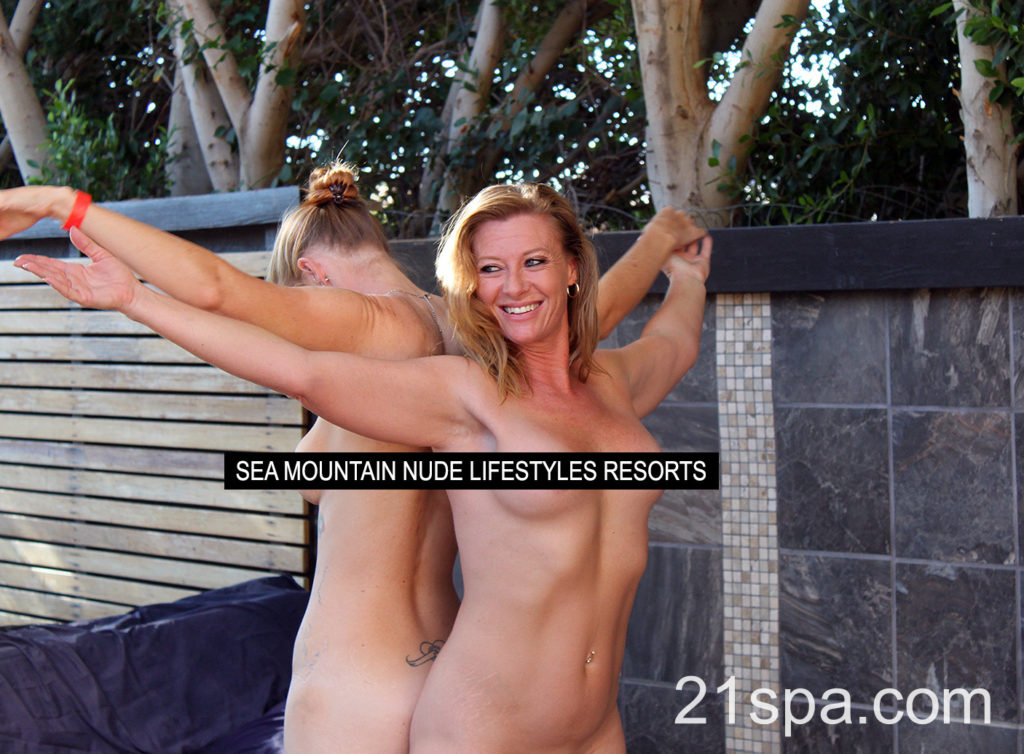 Day Visits at 21 Spa Sea Mountain Nude Lifestyles Spa Resort